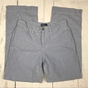 POLO RALPH LAUREN BLUE PANTS KIDS BOYS SIZE 12